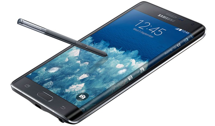 Android Lollipop for AT&T's Galaxy Note Edge, Galaxy S5 to begin rolling out today