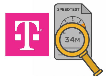 TMobile Speed Test