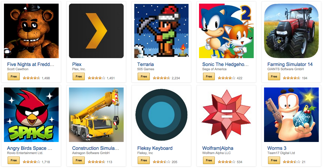 Up to $220 worth of paid Android apps for free: Plex, Terraria ...