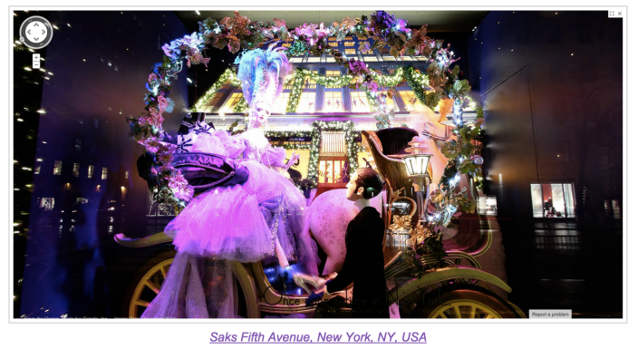 Christmas-display-Saks-Google-Maps