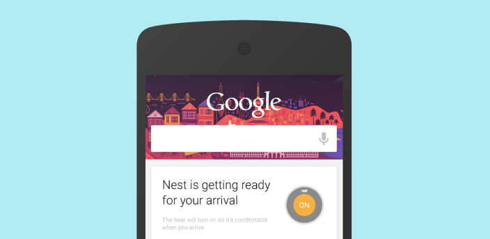 Google Now Nest