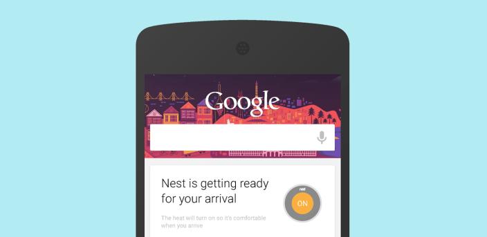 Google Now Nest
