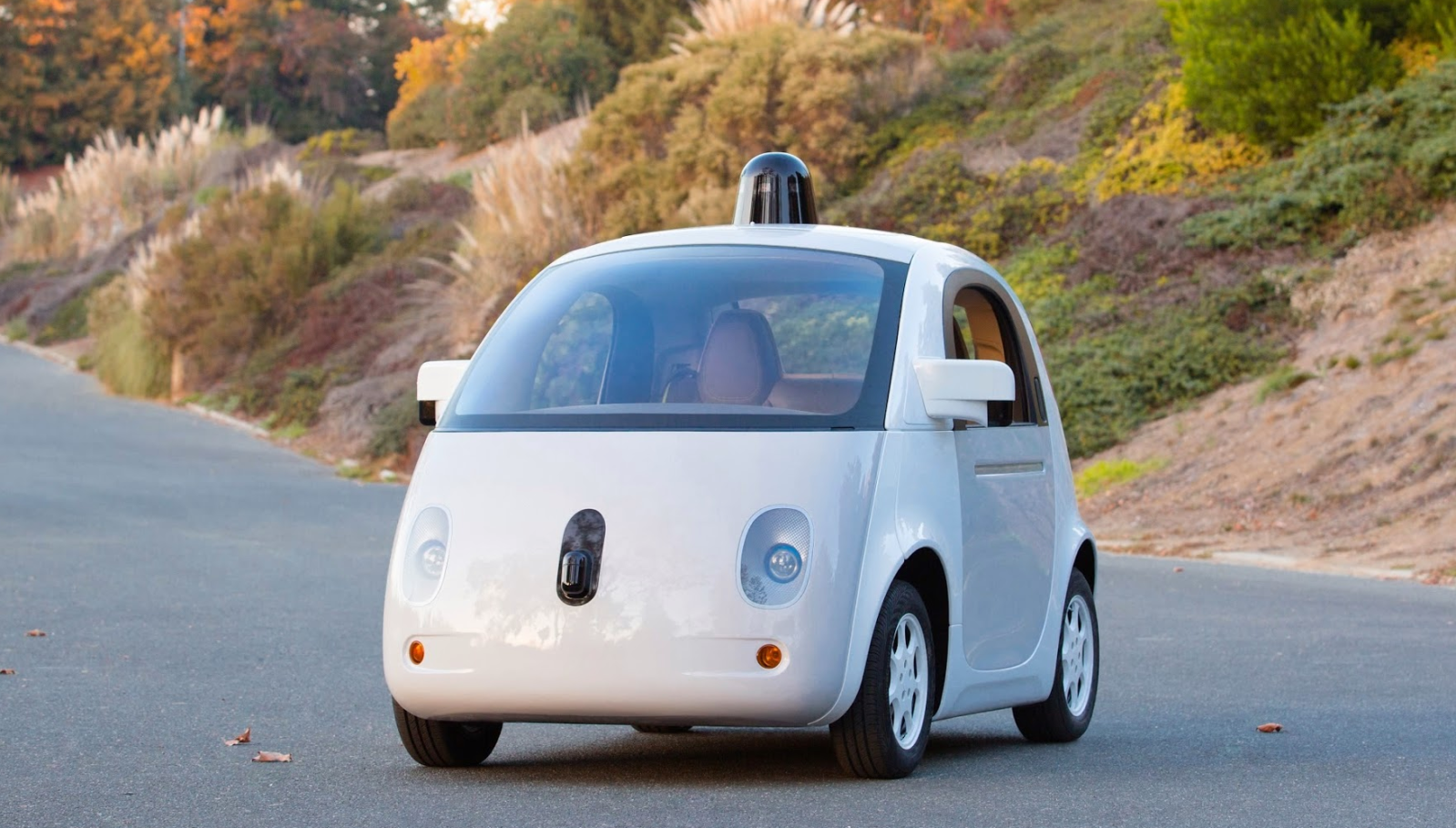Google moving towards wider production of its electric self-driving cars, making a 'few hundred'
