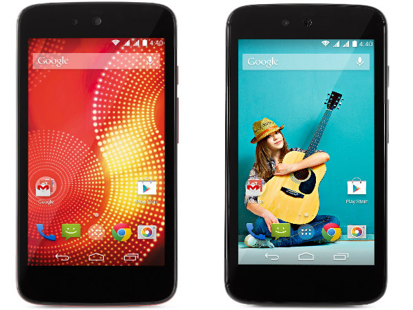 Karbonn and Micromax Android One