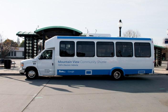 Motiv Power Systems Shuttle Buses