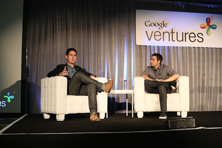 Kevin Rose Kevin Systrom