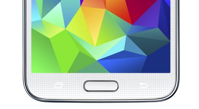 Fingerprint Scanner Galaxy S5