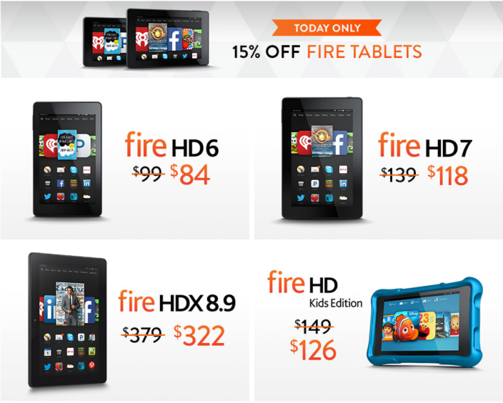 Amazon.com: Today Only: 15% Off Fire Tablets 2015-02-24 13-17-12