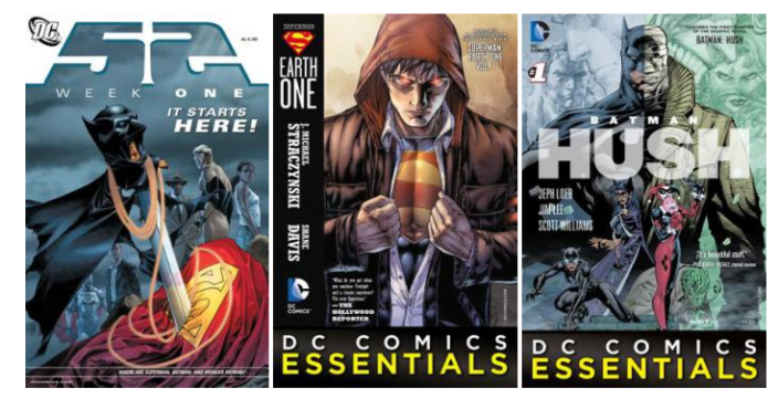 DC Comic Issue #1s on Google Play for Free: Batman, Superman, and the rest of the New 52 | 9to5Toys 2015-03-03 14-22-50