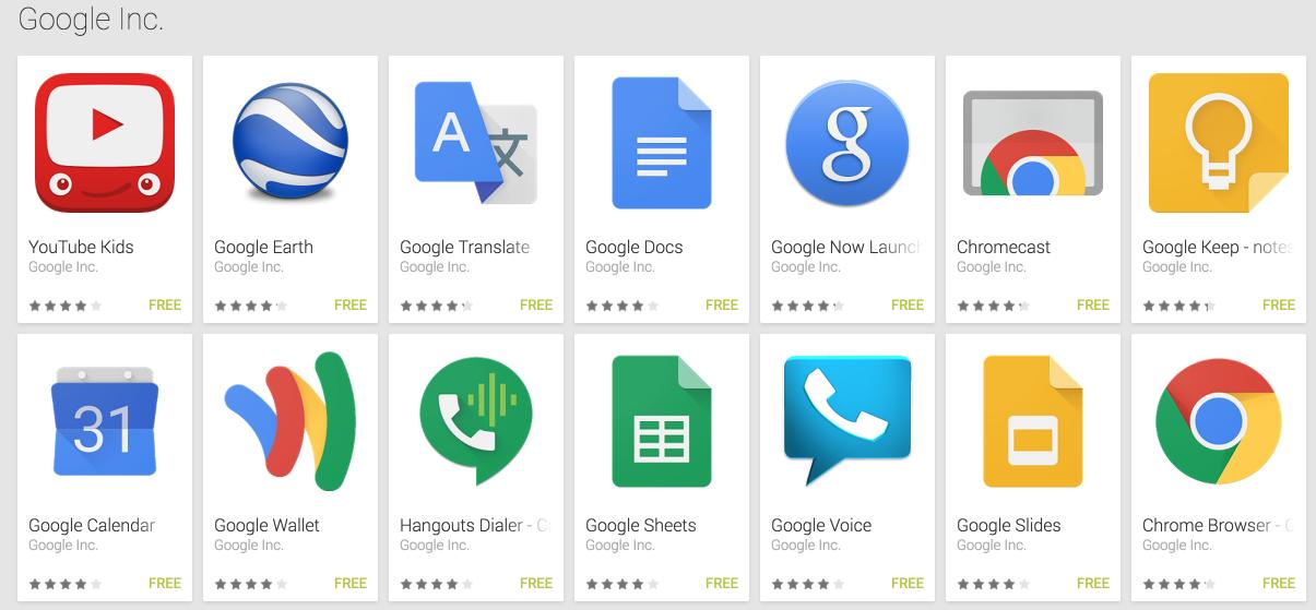 App Roundup Google Updates Maps Youtube Inbox Play Music More