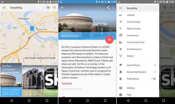 Google's Field Trip app updated with Material Design | 9to5Google 2015-04-16 11-29-50