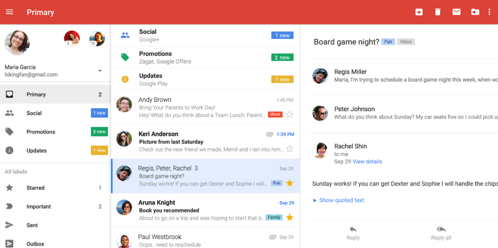 Gmail-Android-tablet