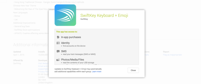 SwiftKey Keyboard + Emoji - Android Apps on Google Play 2015-05-07 14-56-34