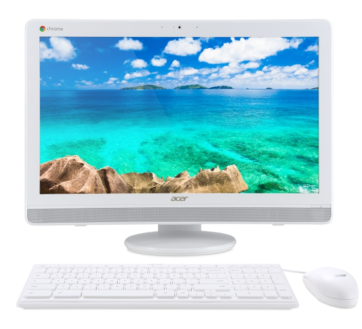 Acer Chromebase Front Facing Left