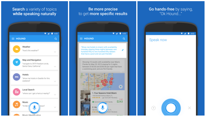 SoundHound releases impressive 'Hound' voice search app, check out