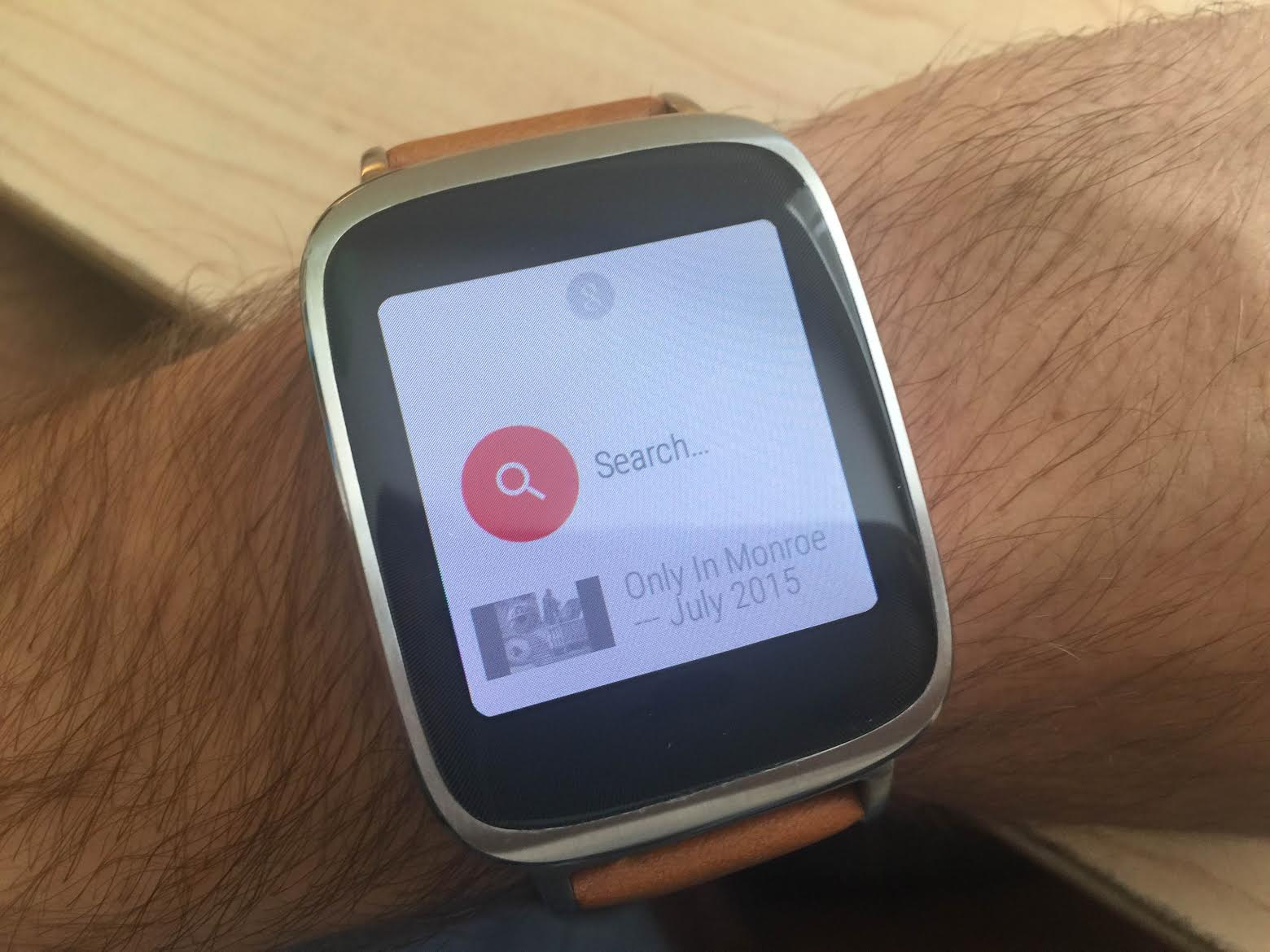 This Android Wear app is a fully-functional, serious YouTube player