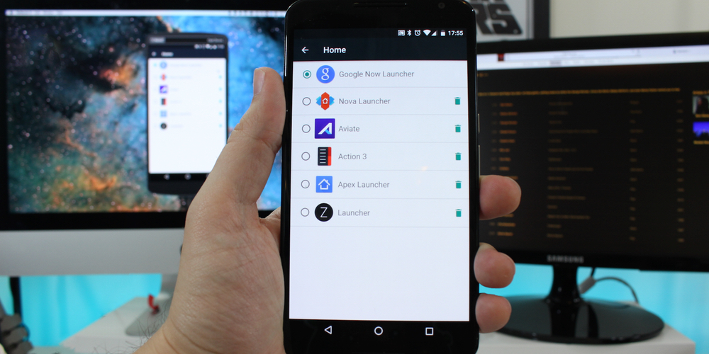 Five best third-party Android launchers to customize your