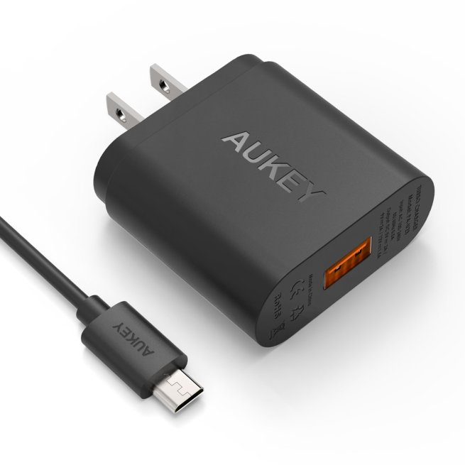 AUKEY-Quick Charge
