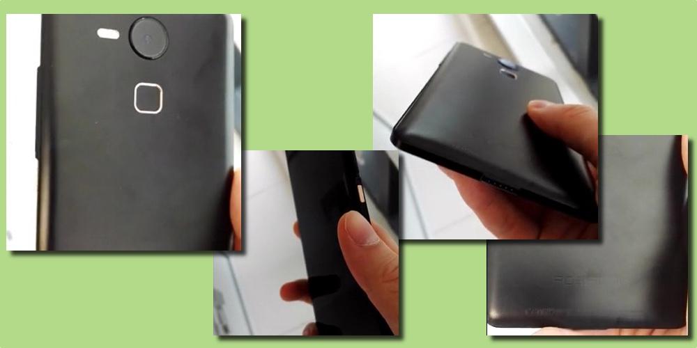 Alleged Huawei Nexus prototype/dummy