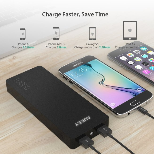 mah-quck charge-battery