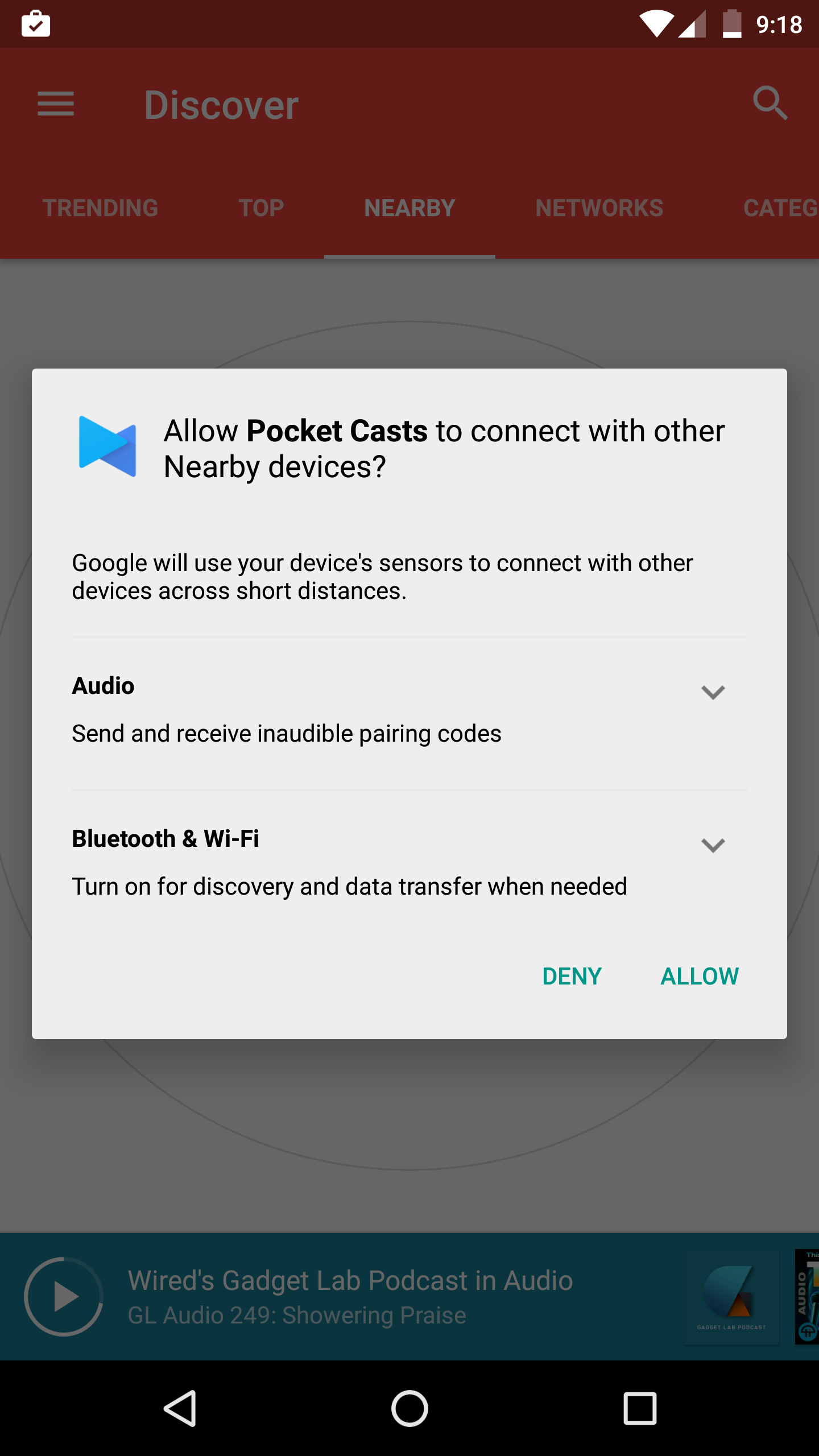 Google killing location-based Nearby Notifications on Android due to