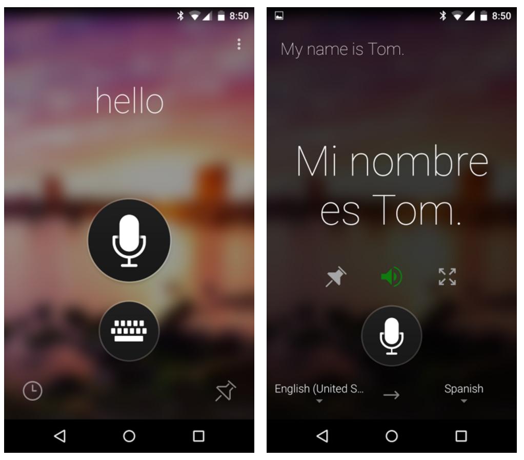 English To Italian Translator Google: Microsoft Translator Is A Beautified Google Translate With