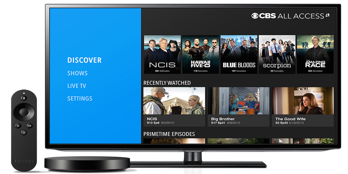 CBS-android-tv