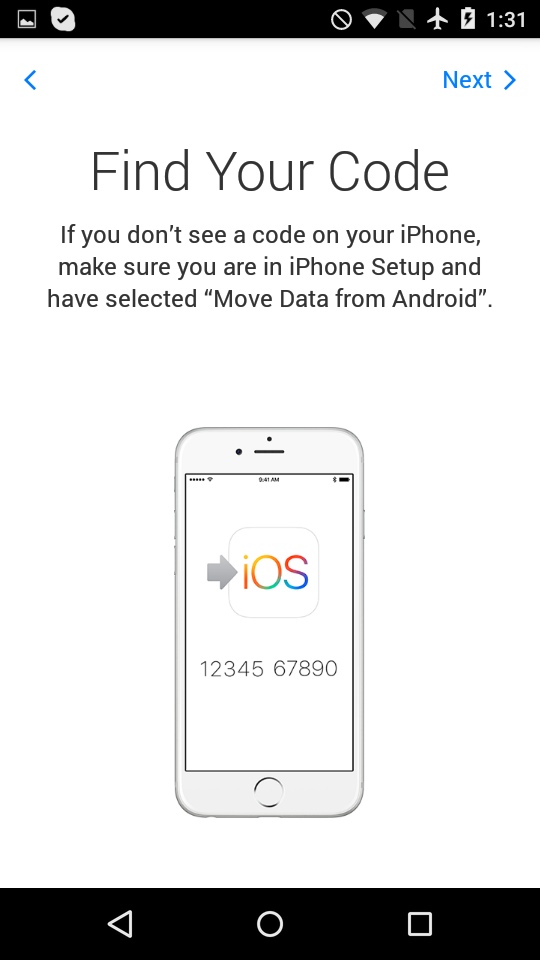 apple s new switch to ios from android app hits the google play