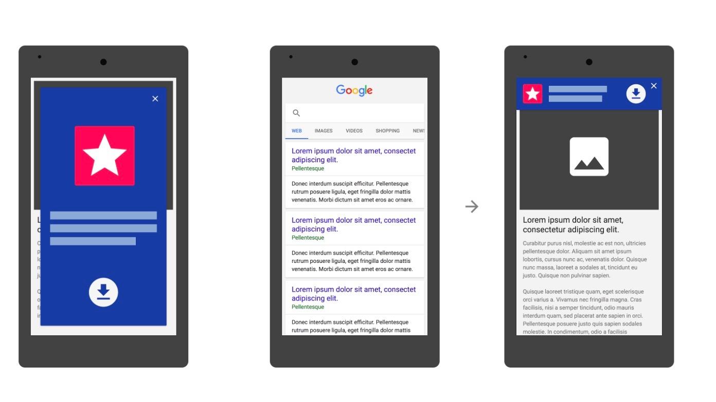 Google App Installs