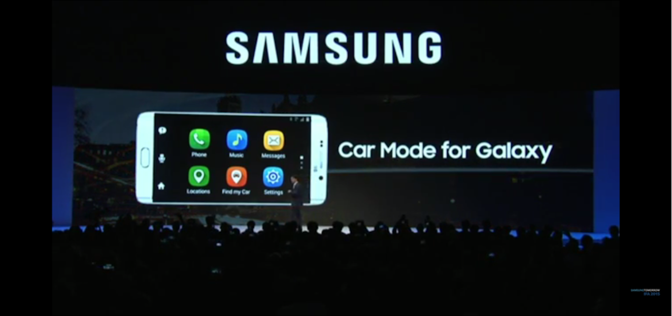 Samsung's new Car Mode for Galaxy is its own Android Auto