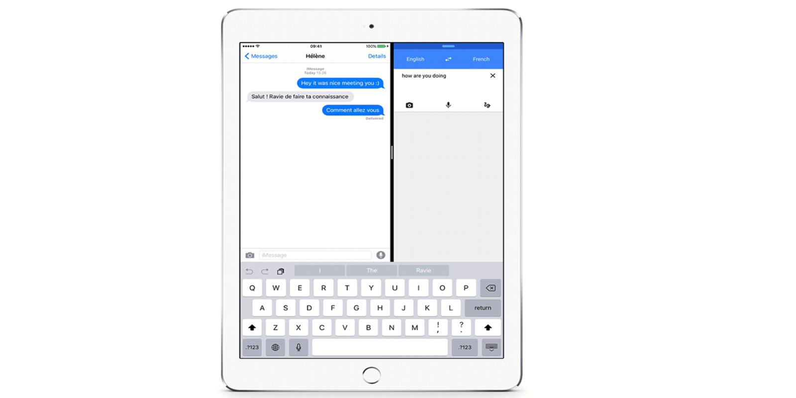Google Translate adds iPad Split View, printed text