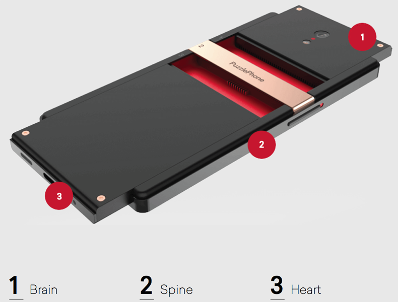Google's Project Ara modular phone has more competition – and it looks pretty