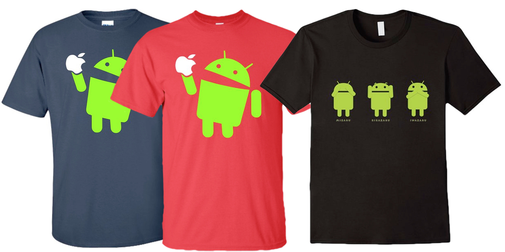 android-tees