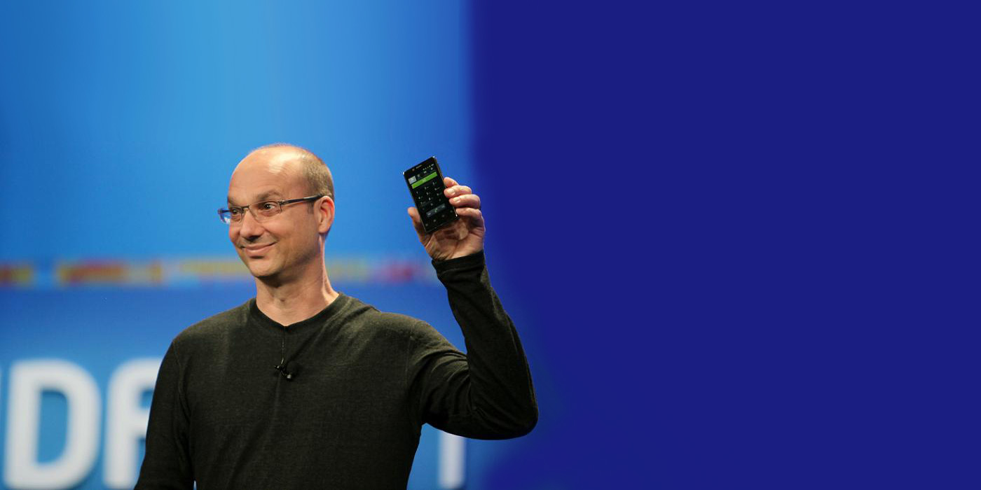 Andy Rubin accused of hiding Google's $90 million from wife, further sexual misconduct