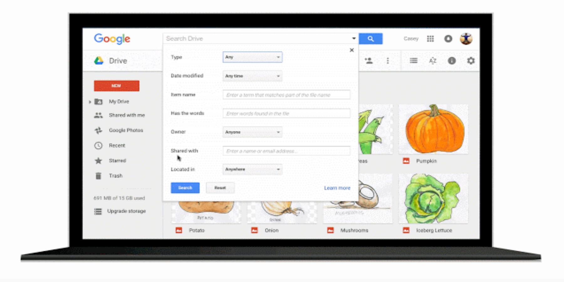 Google-drive-update