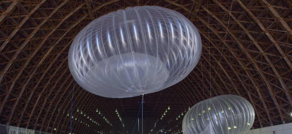 project loon google x