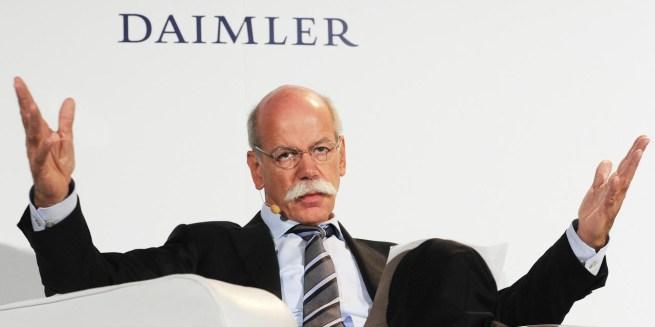 Dieter Zetsche daimler