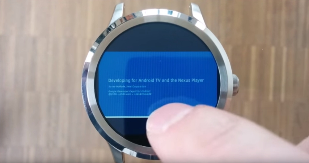 document viewer android wear