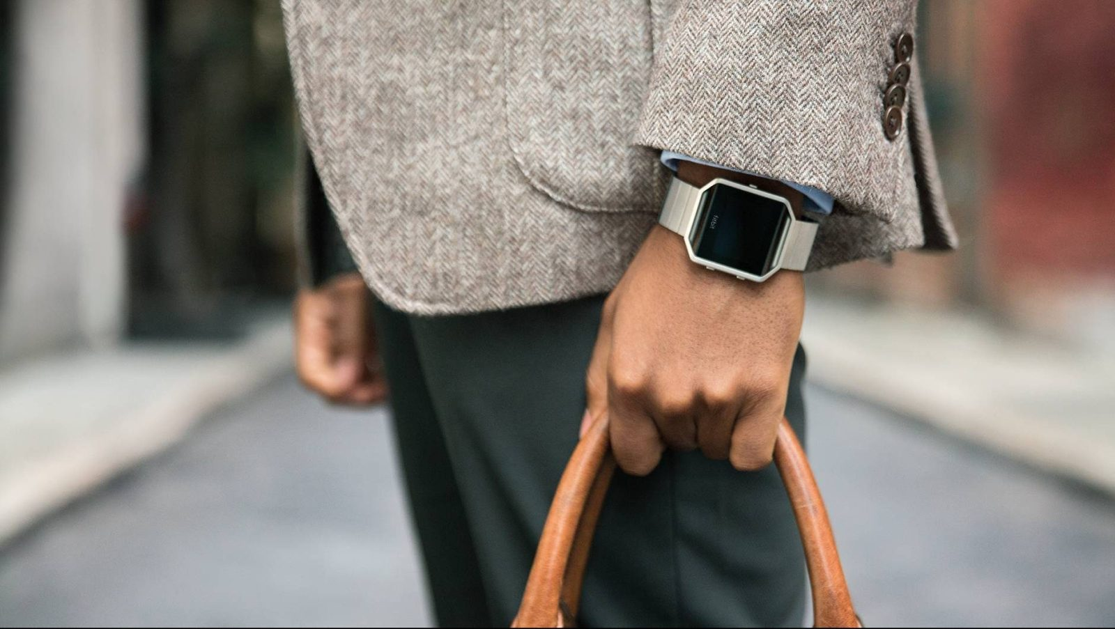 Fitbit is looking to add sleep apnea tracking to future wearables