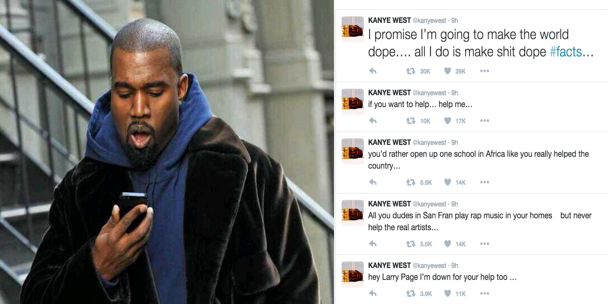 Kanye-Twitter-Rant