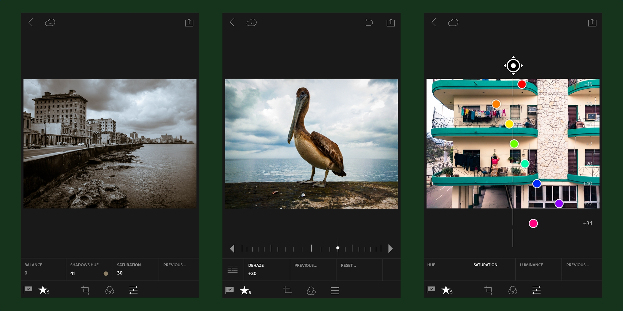 Lightroom for Android 2