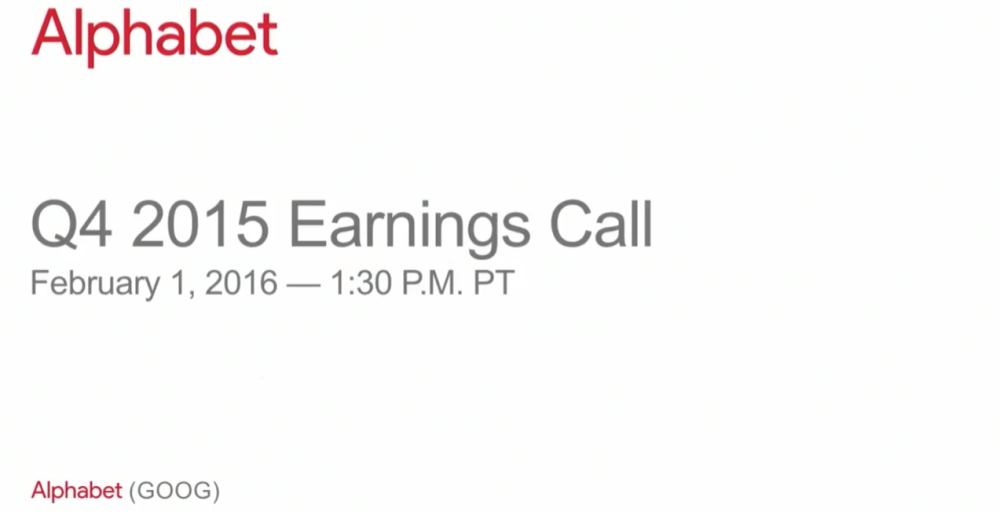 Q4 2015 Earnings Call - YouTube 2016-02-01 15-12-34