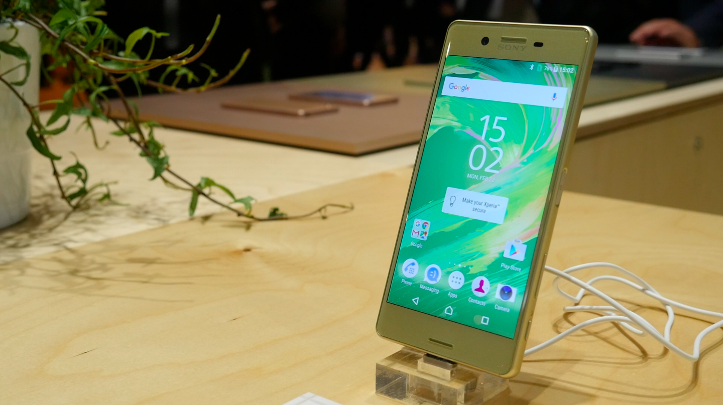 Xperia X and Xperia XA - Hands on with Sony's confused premium mid