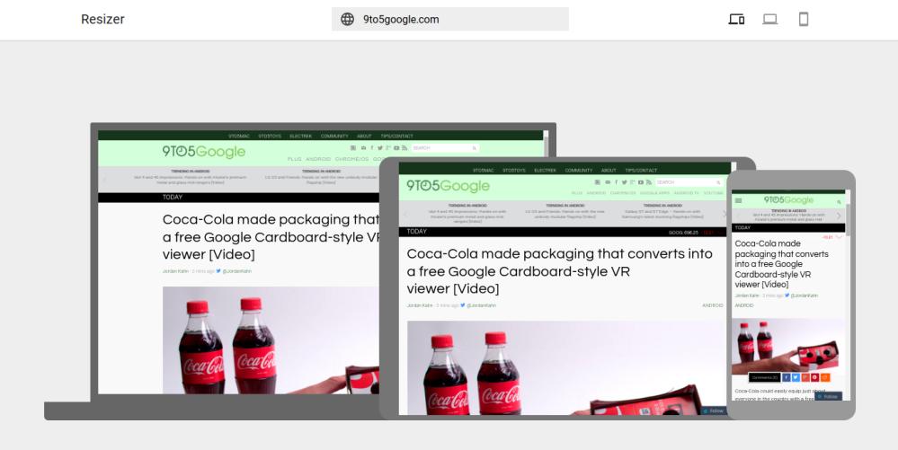 google-design-resizer