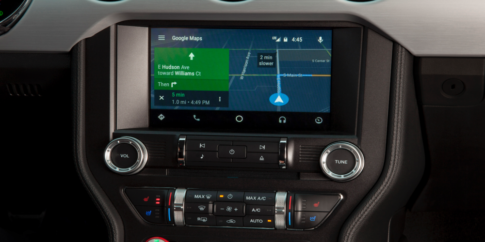Android-Auto-ford-escape-2017