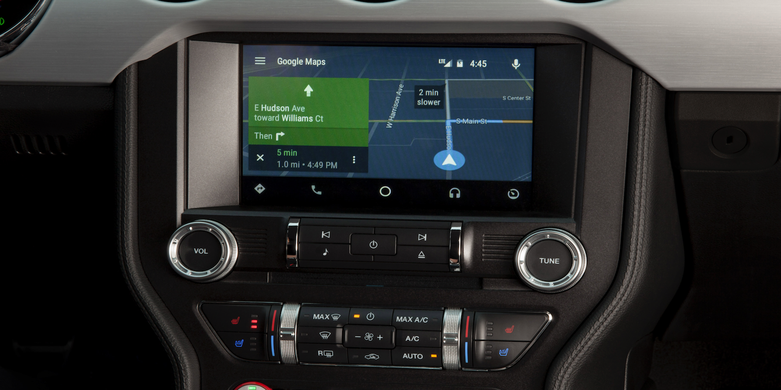 Software Update Allows All 2016 Ford Cars To Use Android Auto 9to5google