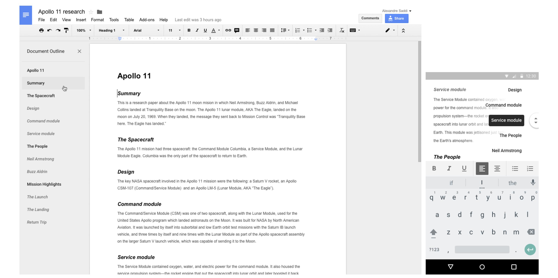 Google-Docs-outline-tool