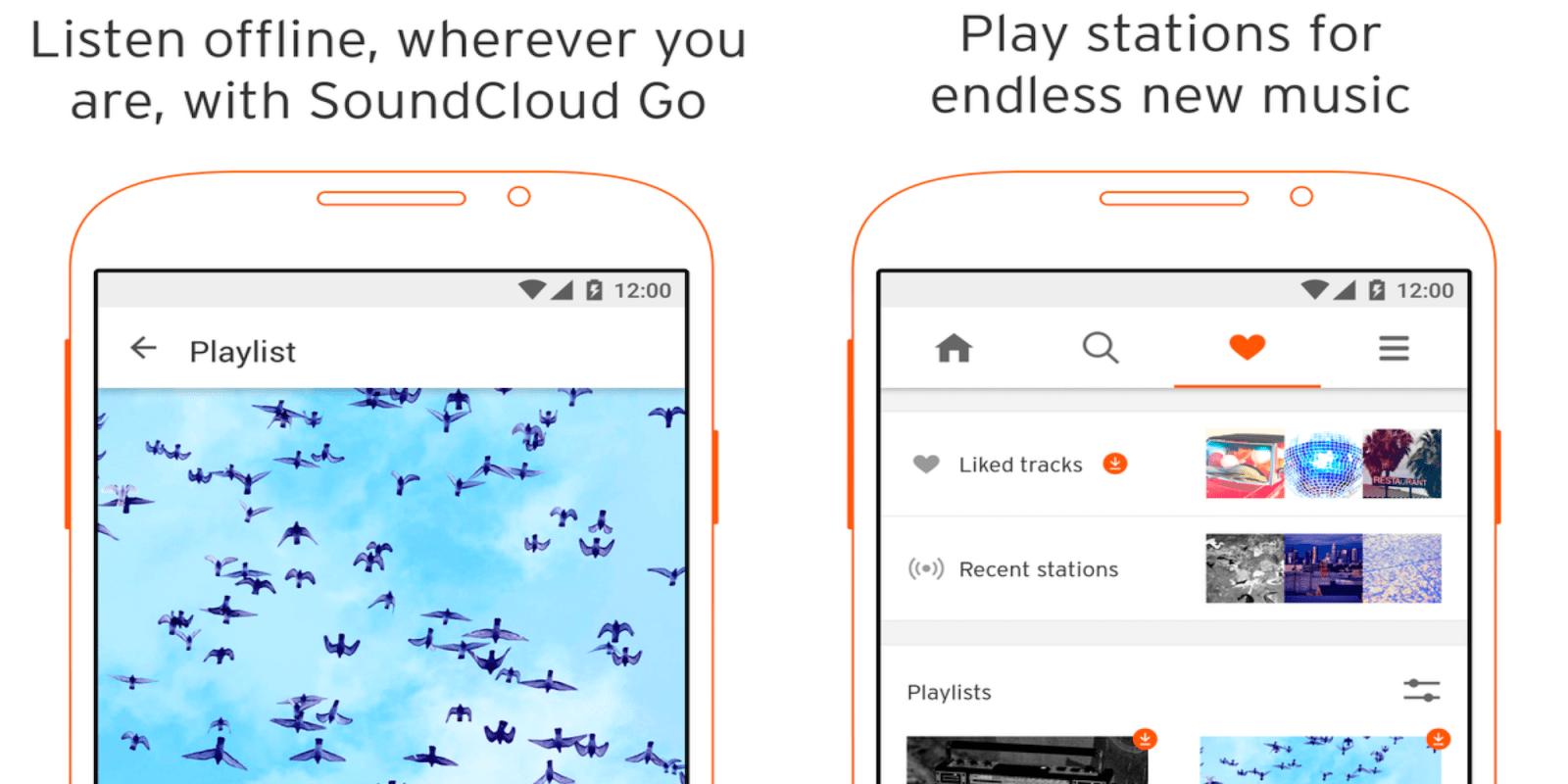 SoundCloud launches $10/month 'Go' subscription service w