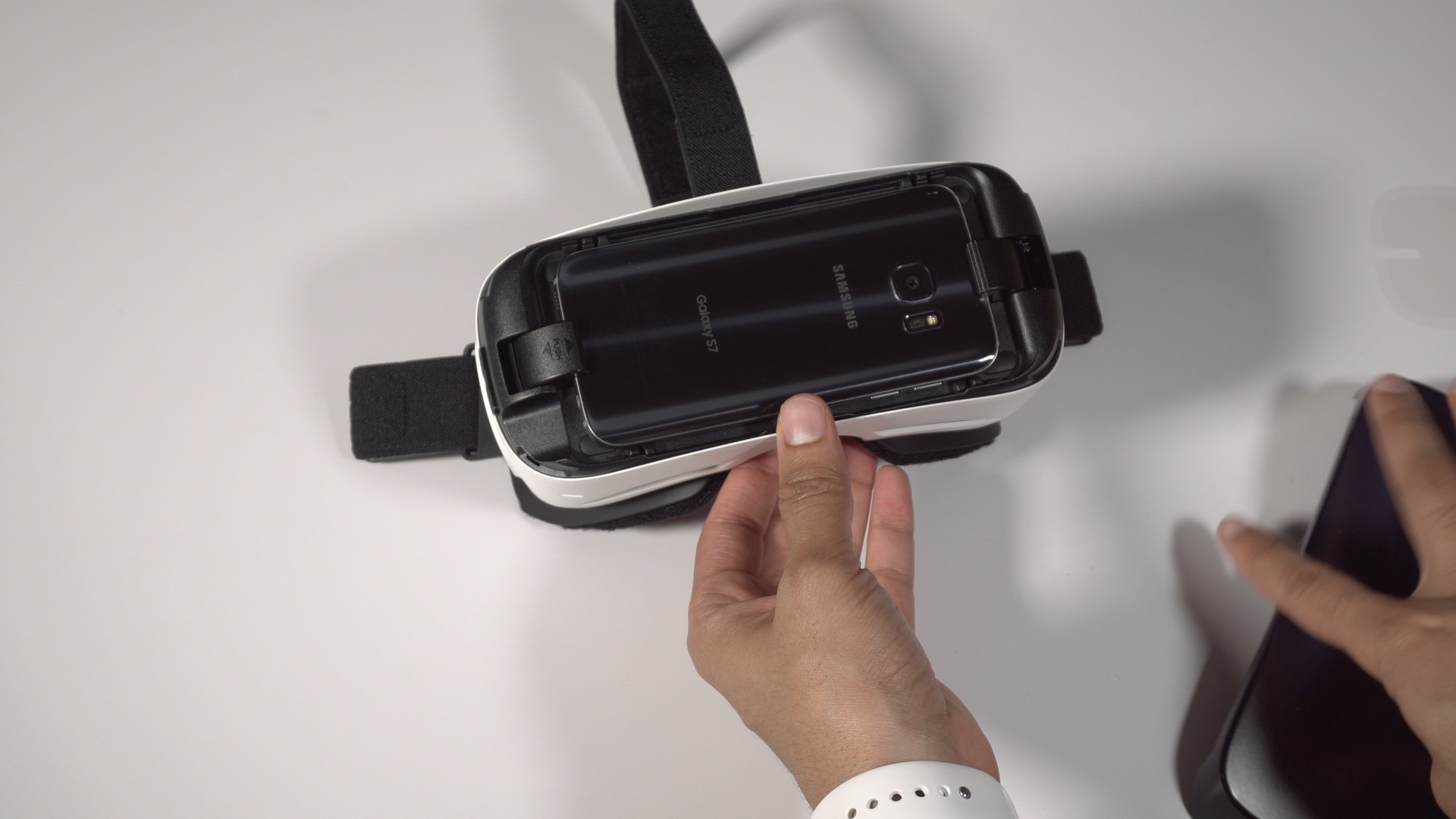 Gear VR Galaxy S7