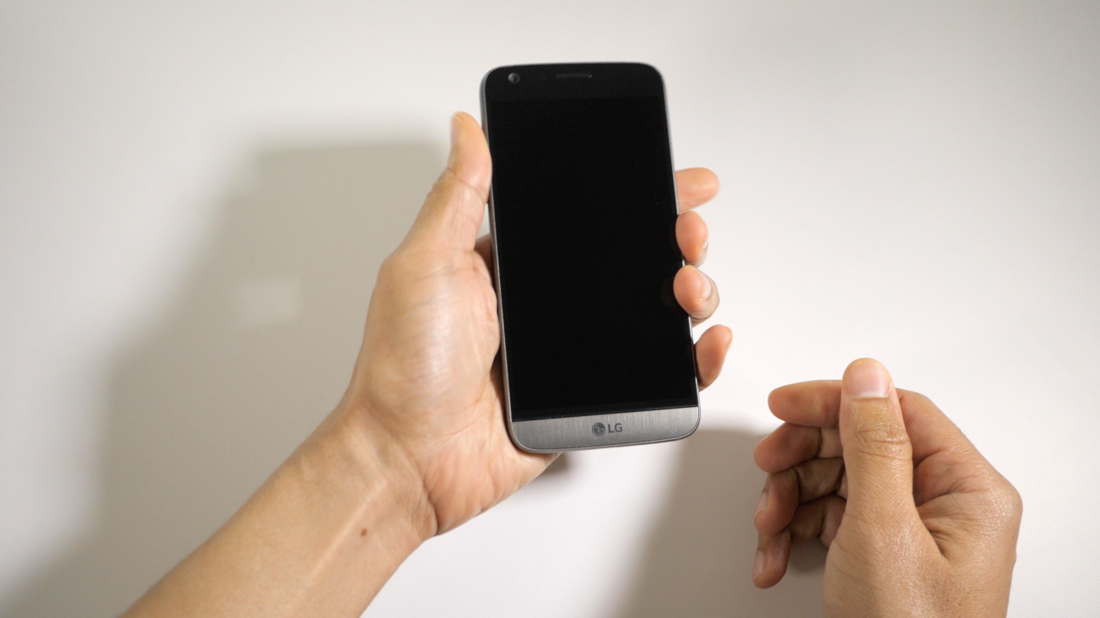 LG G5 Screen